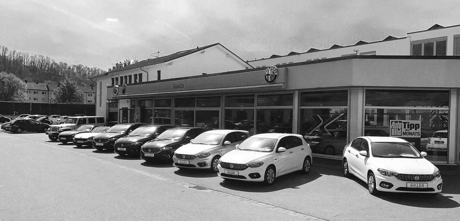 Autohaus Guida | Vlassic Cars | Showroom
